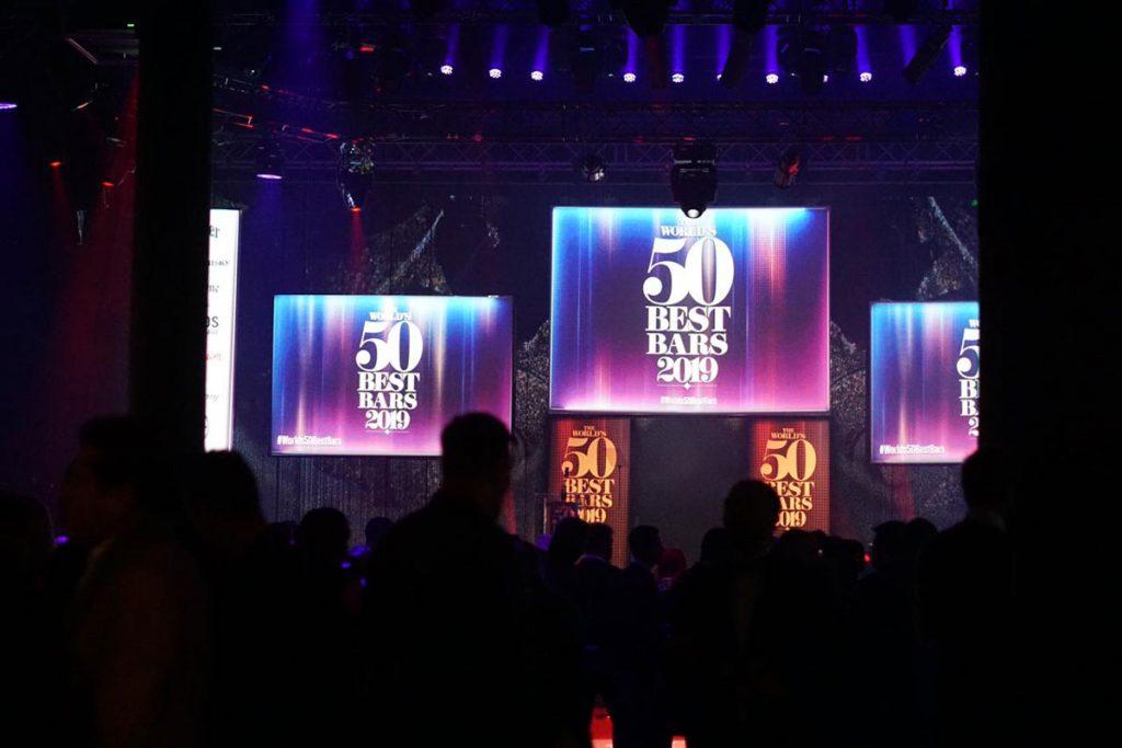 Limantour se apodera de la décima posición en The World's 50 Best Bars 2019