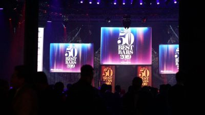 Limantour se apodera de la décima posición en The World's 50 Best Bars 2019