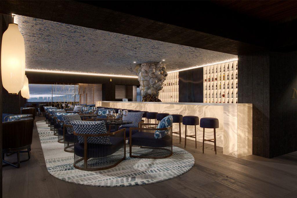 Nobu Hotel abre sus puertas en Barcelona