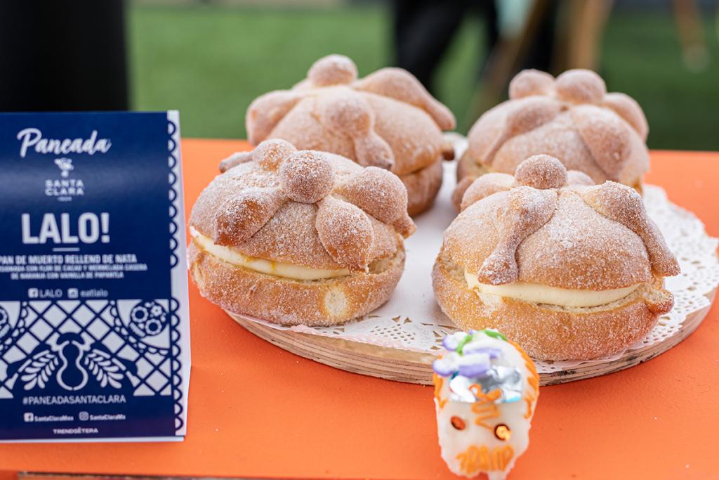 Los mejores panes de muerto elegidos en la Paneada Santa Clara 2019