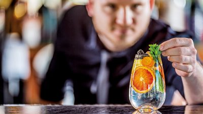 El secreto para el Gin & tonic perfecto