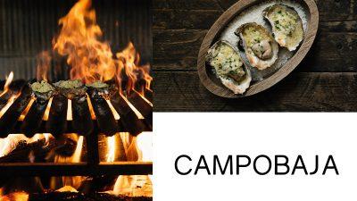 Campobaja: Una oda a los sabores del mar