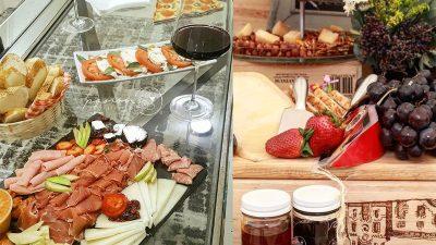 Entre copas de vino, pizzas y tapas: Pasión Delicatessen