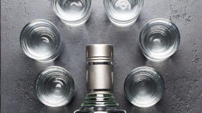 Las 11 del vodka