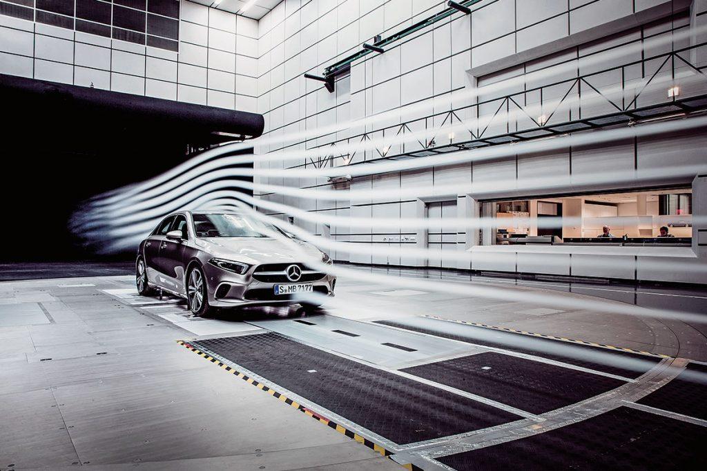 Mercedes-Benz Clase A Sedán: tecnología y elegancia
