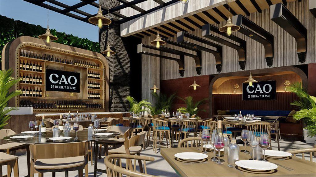 CAO de tierra y mar, tu nuevo restaurante favorito