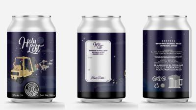 La Holy Lift de Wendlandt, una cerveza de temporada