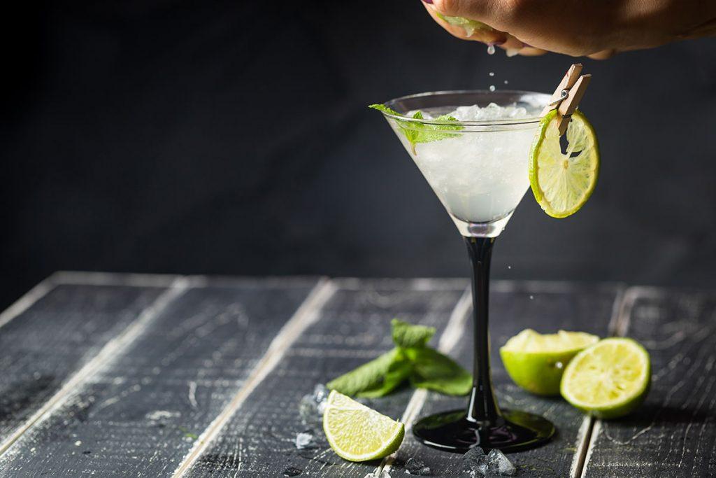 ¡Margaritas de celebración!