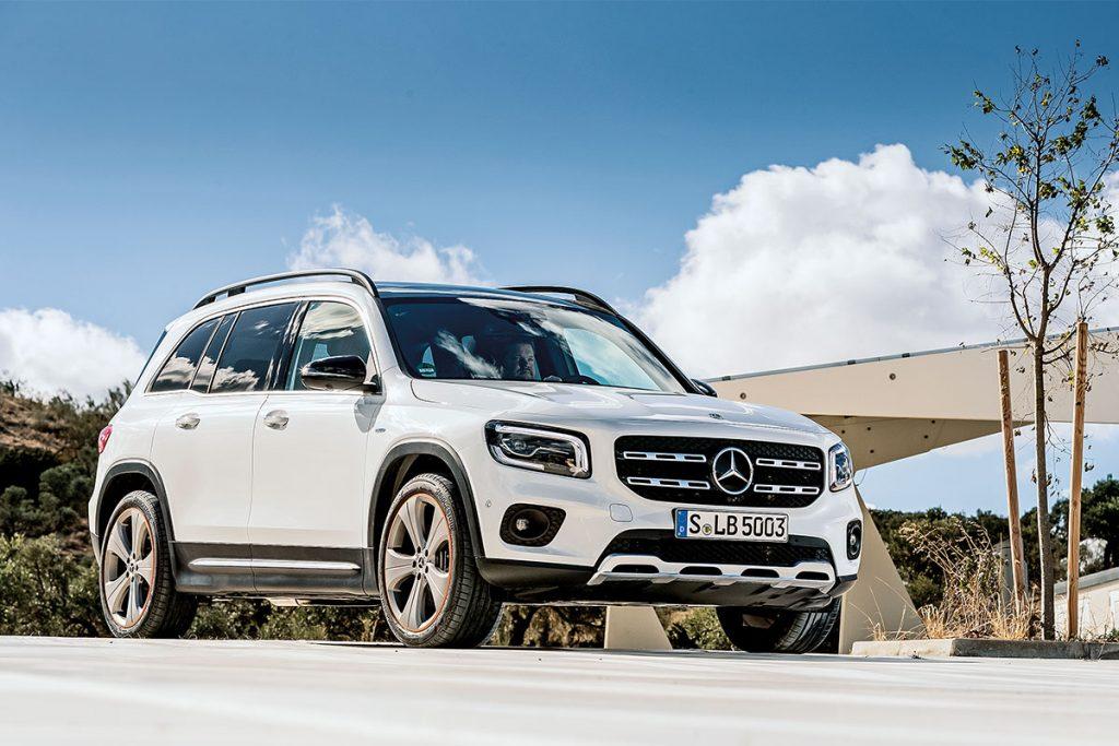 Mercedes-Benz GLB, listo para todo