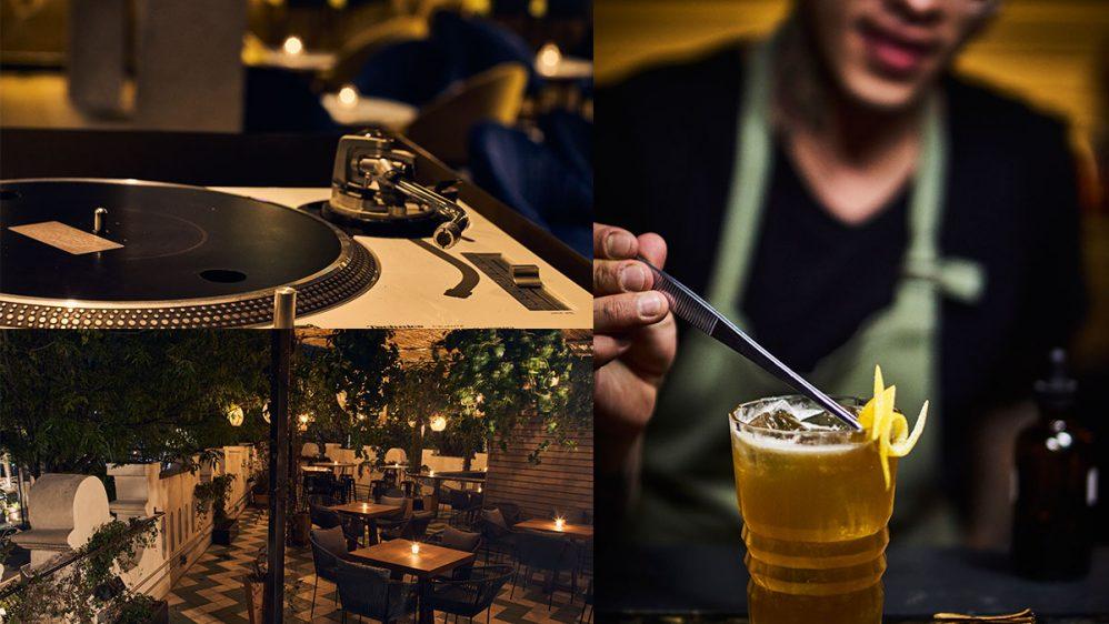 Melómanos+coctelería de autor=Musak, el nuevo Hi-Fi Listening Bar en la Roma