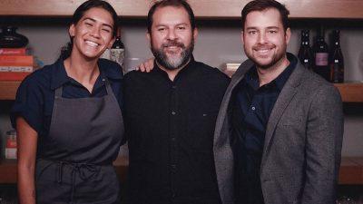 Daniela Soto-Innes, Enrique Olvera y Santiago Pérez abrirán Elio en Las Vegas