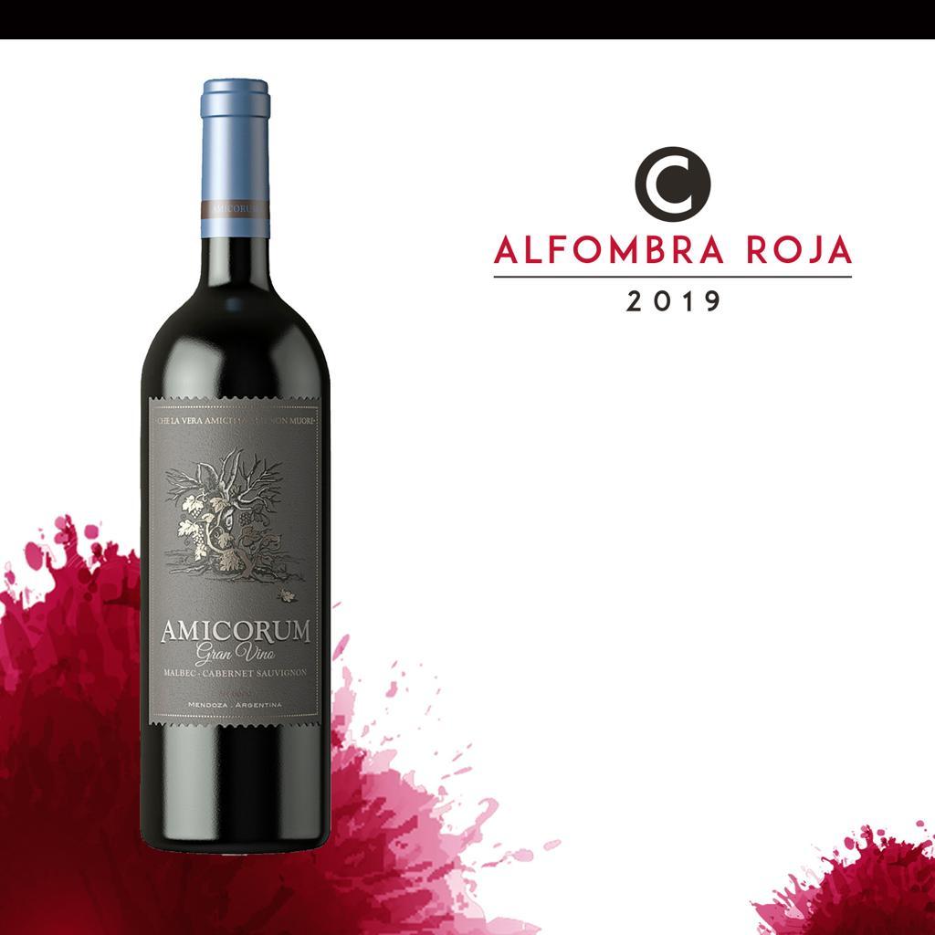 Amicorum Gran Vino Malbec – Cabernet Sauvignon 2016
