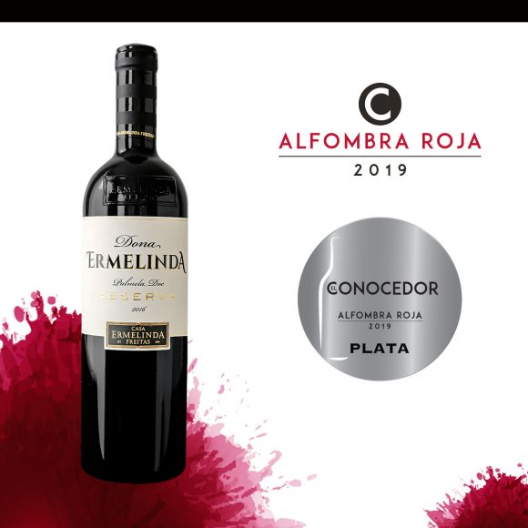 Vino Tinto Doña Ermelinda Reserva 2016