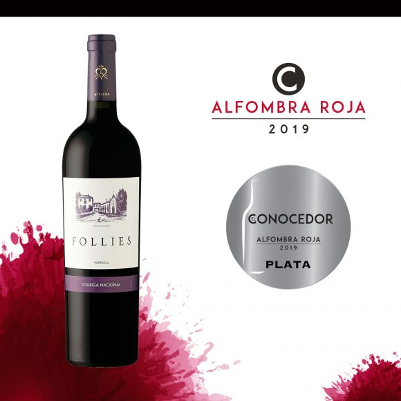Vino Tinto Follies Touriga Nacional 2015