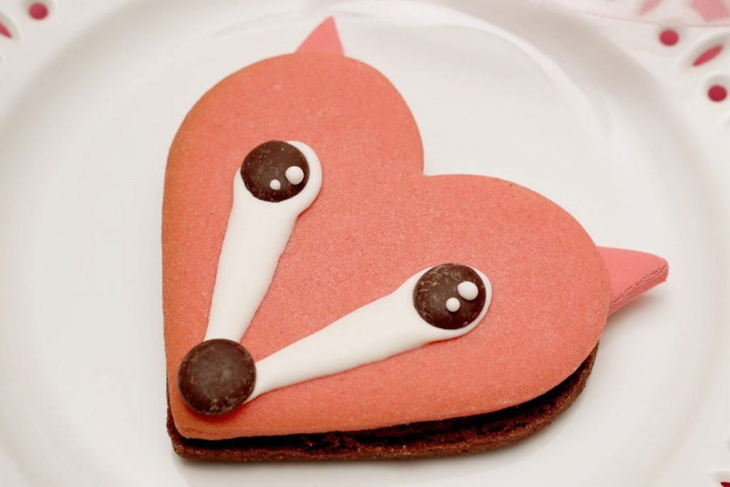 Mielmesabe trae una colección de postres inspirados en San Valentín