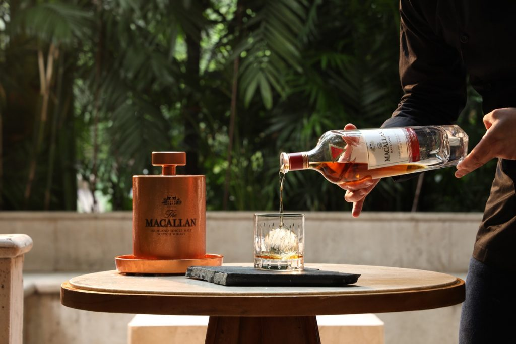 The Macallan, Marco Carboni & Fifty Mils: la experiencia perfecta 🥃🍝