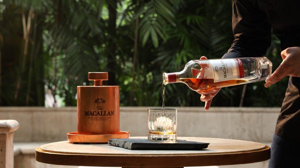 The Macallan, Marco Carboni & Fifty Mils: la experiencia perfecta 🥃🍝