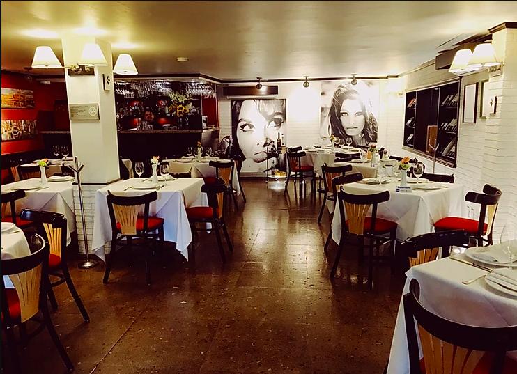 Restaurante Romina, un cachito de Italia en el corazón de Polanco 🍝🍷