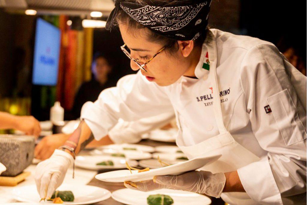 Milpa y Mar: la obra de Cynthia Xrysw que participará en San Pellegrino Young Chef 2020