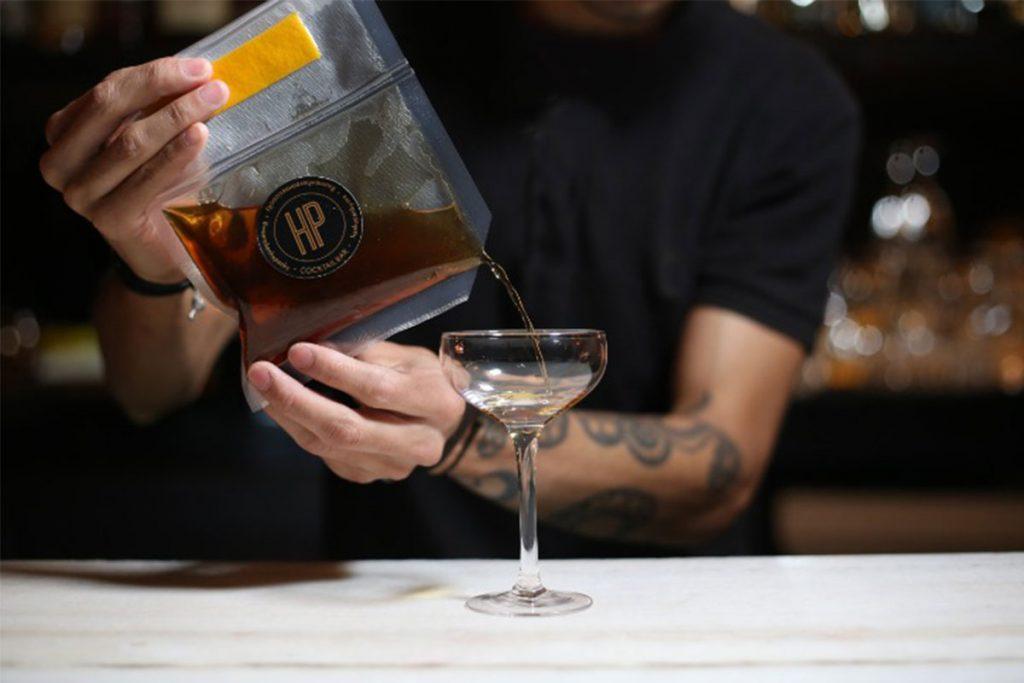 Coktails To Go: Desde el bartender directamente en tu hogar