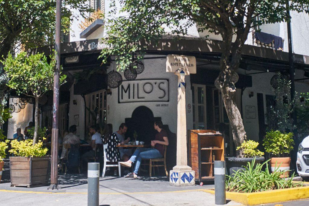 MILO'S: Un rincón consentido en la Condesa 🧀🍷