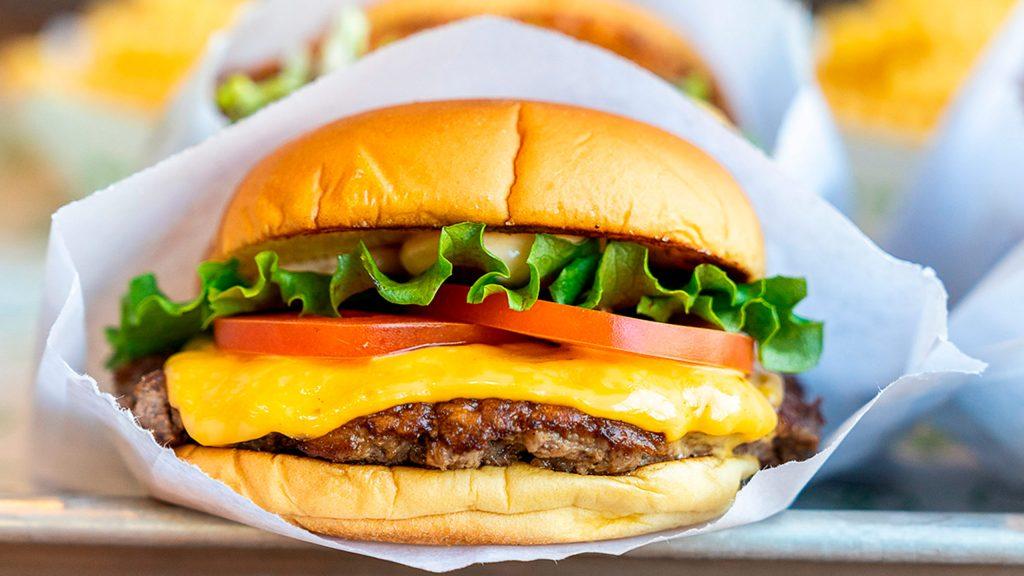 Buenas noticias: ¡hamburguesas deliciosas de Shake Shake en casa! 🍔