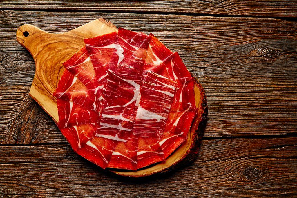 El jamón ibérico no solo es delicioso, ¡es magnífico para la salud!
