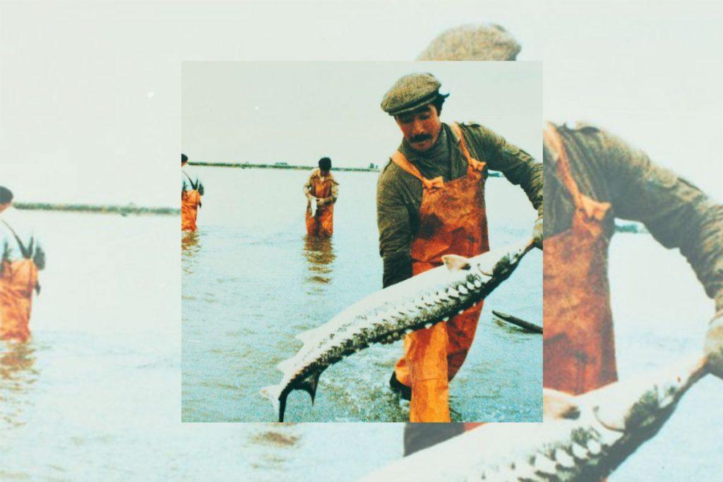 Caviar, un tesoro de Europa del Este