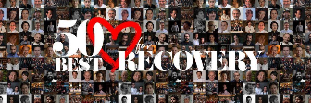 50 Best for Recovery: en apoyo de los mejores restaurantes y bares