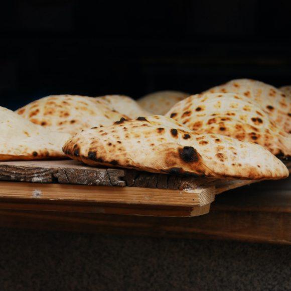 Receta infalible para hacer pan pita en casa
