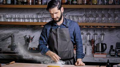 Marco Carboni y la cocina italiana contemporánea