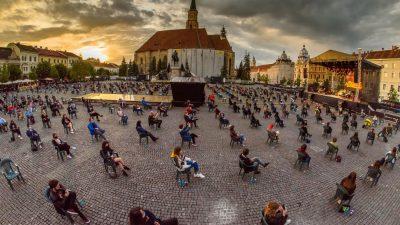 Se realiza el primer festival musical post cuarentena