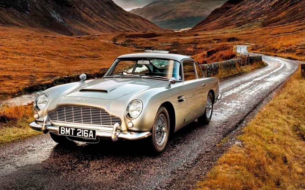 Aston Martin lanza deportivo del agente 007, con gadgets incluidos