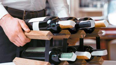 ¿Cuándo y cómo guardar vinos?