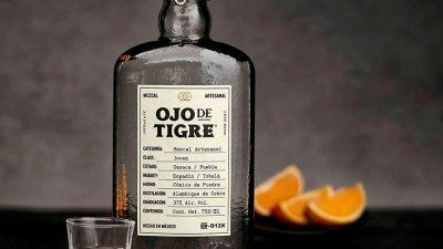 Luis Gerardo Méndez y Pernod Ricard llevan a Mezcal Ojo de Tigre fuera de México