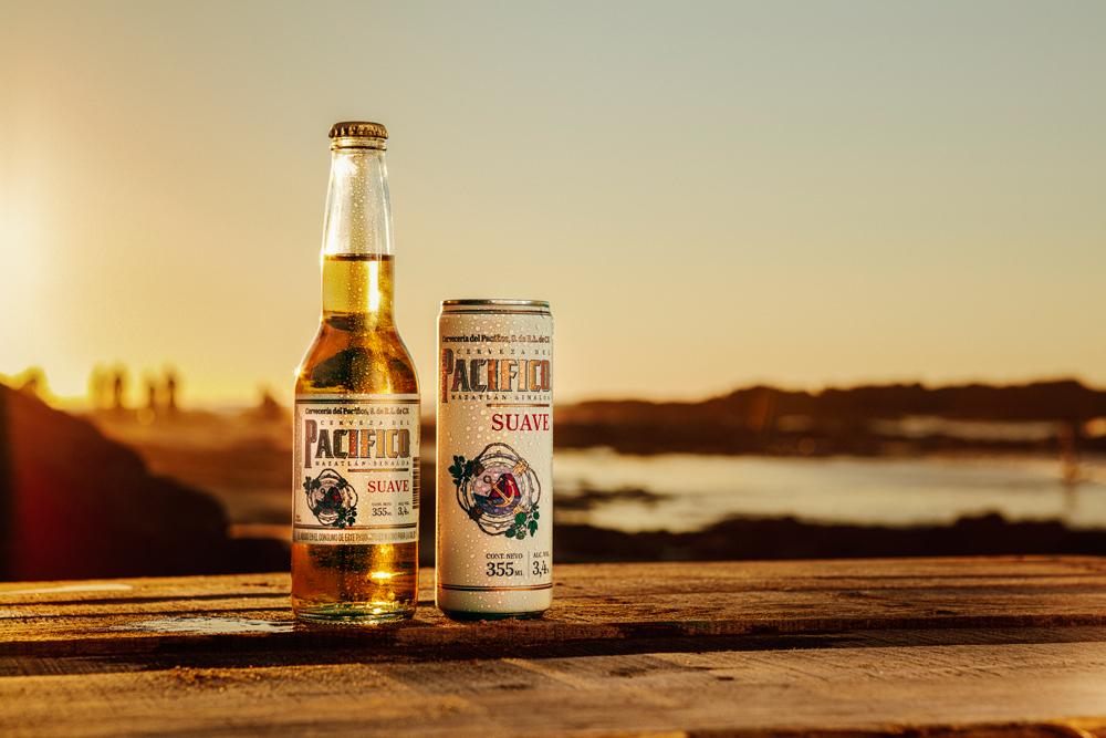 Cerveza Pacífico presenta la nueva Pacífico Suave