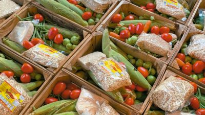 Huacal, un concepto para disfrutar y apoyar las cosechas mexicanas.