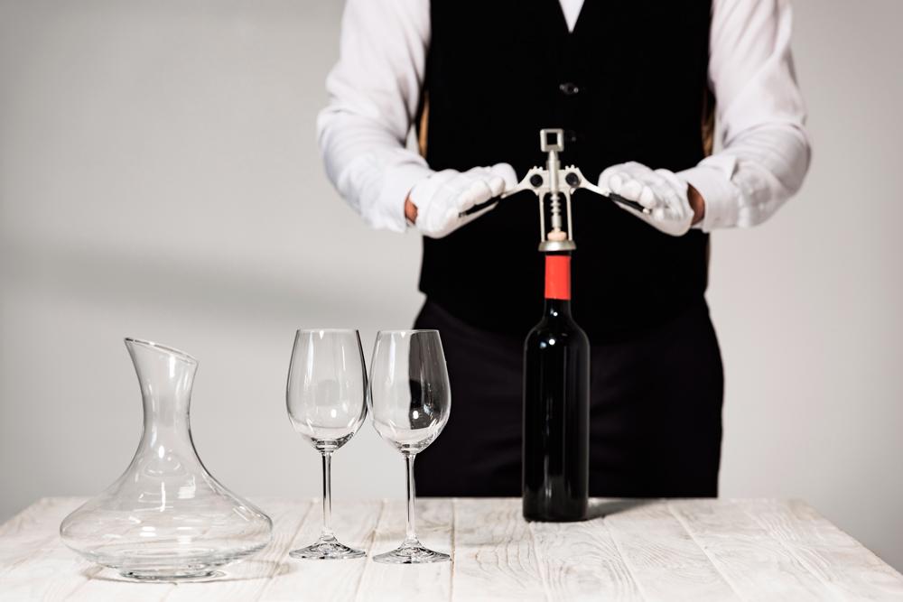 El servicio del vino en la nueva normalidad