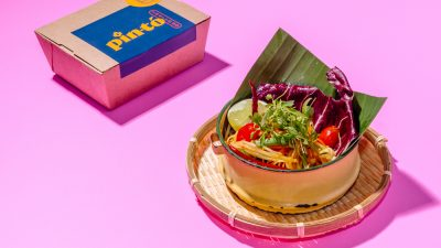 PIN-TÓ: esperanza y optimismo a través de la comida Thai to go