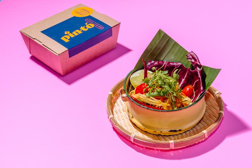 PIN-TÓ: esperanza y optimismo a través de la comida Thai to go
