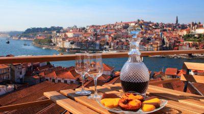 Portugal: vinos, gastronomía y enoturismo