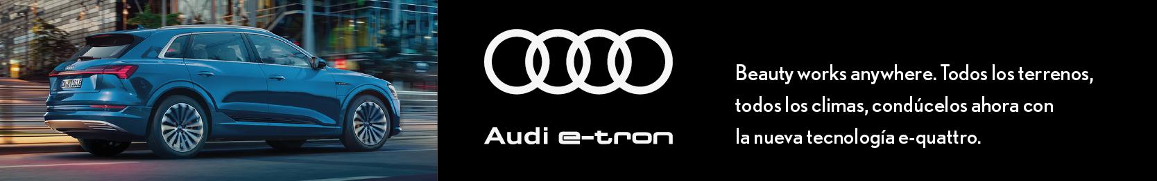 Audi e Tron