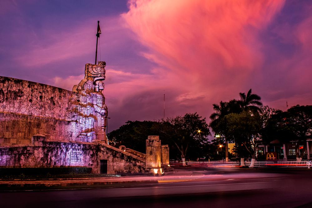 Mérida, un fin de semana en la joya caribeña