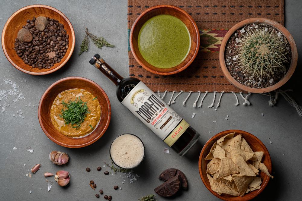 Receta de salsas muy mexicanas, por Corajito