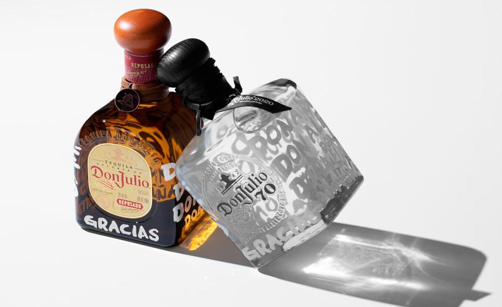 """Tequila Don Julio """"se quita el sombrero"""" en apoyo a bares y restaurantes"""