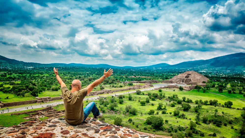 Reabre INAH cuarenta zonas arqueológicas