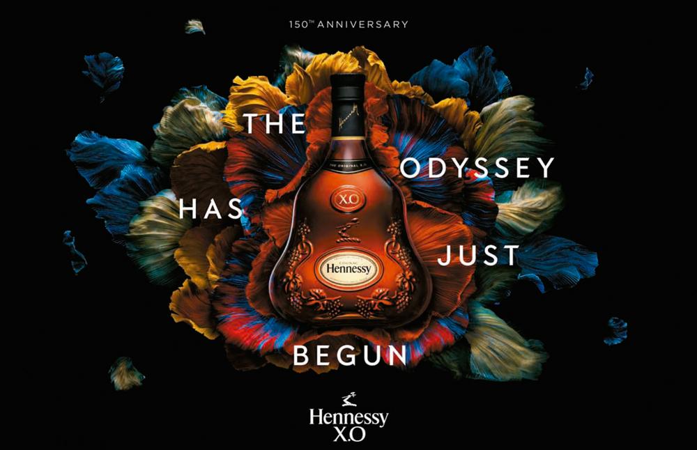 150 años después, la aventura está por comenzar: Hennessy X.O.