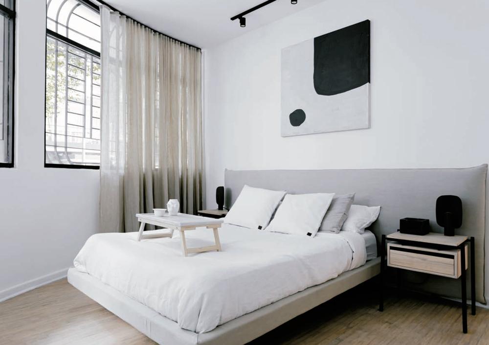 Diseño atemporal en Casa Quieta