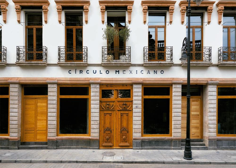 Círculo Mexicano, diseño y hospitalidad en el corazón de la CDMX