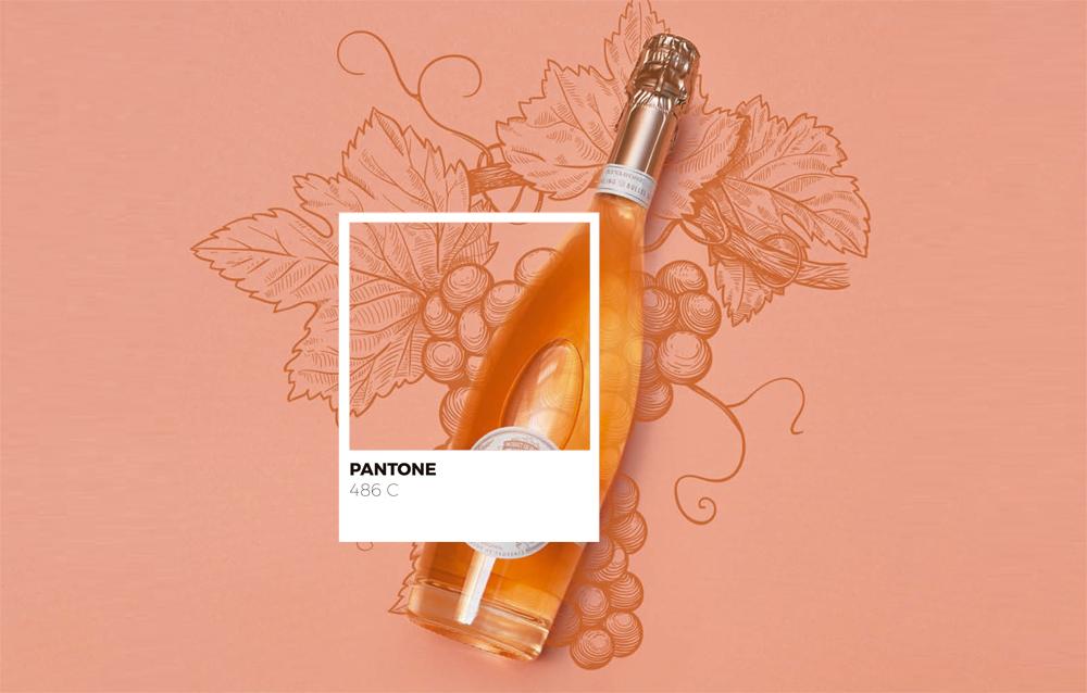 Pantone de vinos